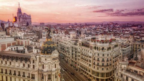 L Aperitivo In Terrazza A Madrid è Un Altra Cosa