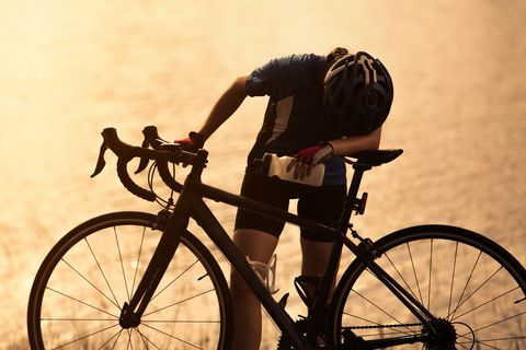 Core strength for cycling