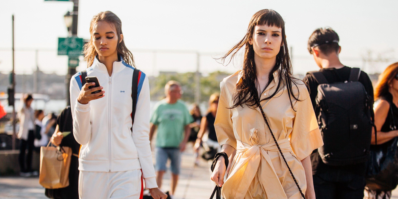 Streetstyle Fashion Week