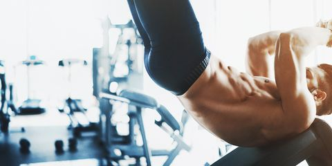 Gym, Arm, Muscle, Strength training, Physical fitness, Shoulder, Weight training, Bodybuilding, Leg, Human leg,