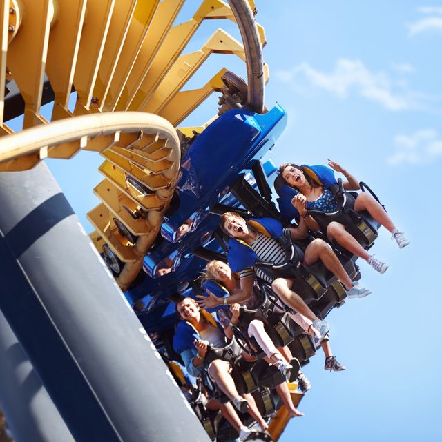 the best amusement park in every state