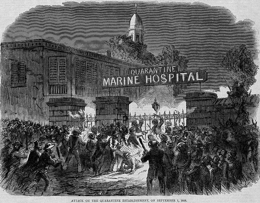 Breve storia della quarantena, dalla peste bubbonica al coronavirus