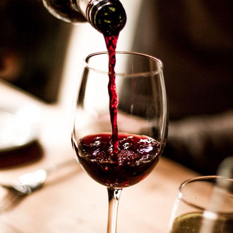 vin rouge alcool le moins calorique