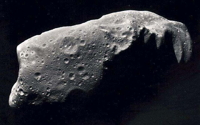 How a City-Killing Asteroid Got So Uncomfortably Close to Earth