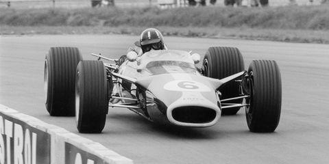 Land vehicle, Vehicle, Car, Open-wheel car, Race car, Formula libre, Sports car, Formula one car, Lotus 25, Lotus 33,