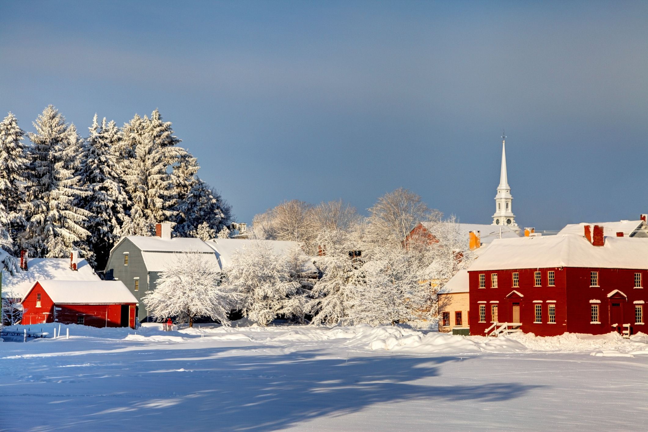 The Best Winter Vacations In America