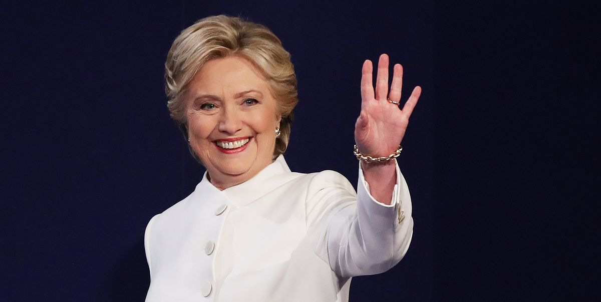 Hillary Clinton Has Just Revealed What She'll Be Doing Next