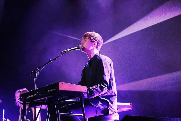 James Blake Is Here With A New Track To Brighten Up Your Bank