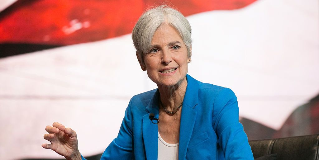 Image result for images of Jill Stein and recount effort