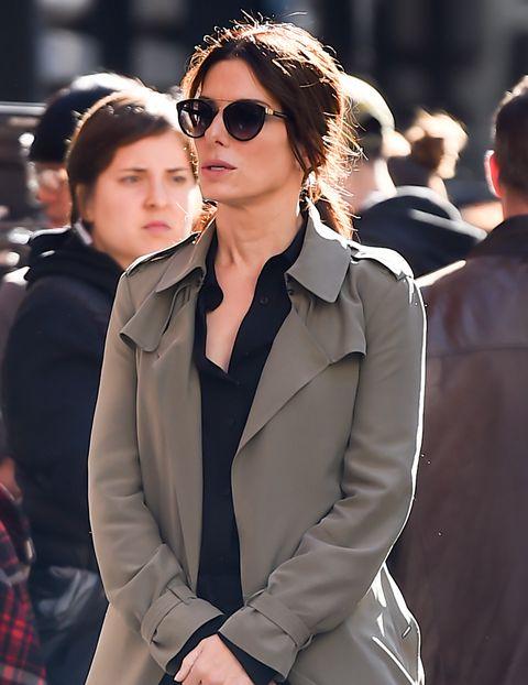 凱特布蘭琪, 墨鏡, 太陽眼鏡, 安海瑟薇, 珊卓布拉克, 瞞天過海, 瞞天過海:八面玲瓏, 電影造型,品牌,Anne Hathaway, Cate Blanchett, Ocean's 8, Sandra Bullock