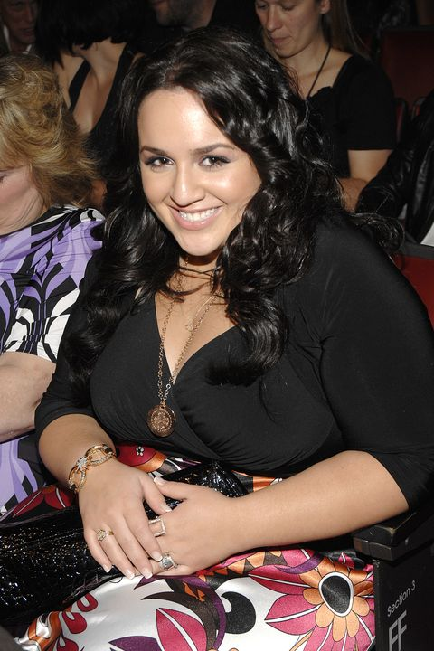 los angeles, ca   june 1 nikki blonsky attends the 2008 mtv movie awards   inside at universal city on june 1, 2008 in los angeles, ca photo by andreas branchpatrick mcmullan via getty images