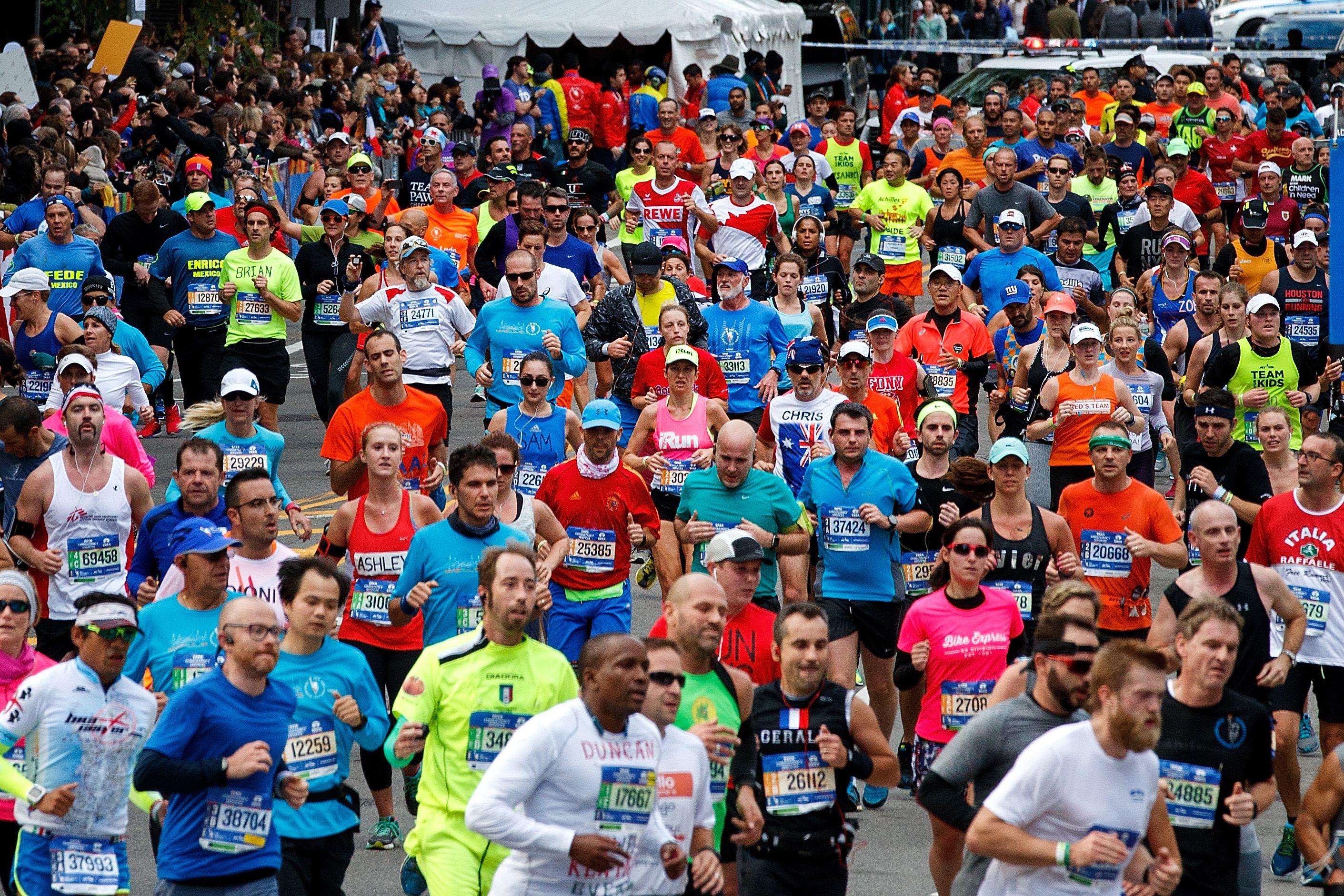 diabetes walk 2020 nyc maratón