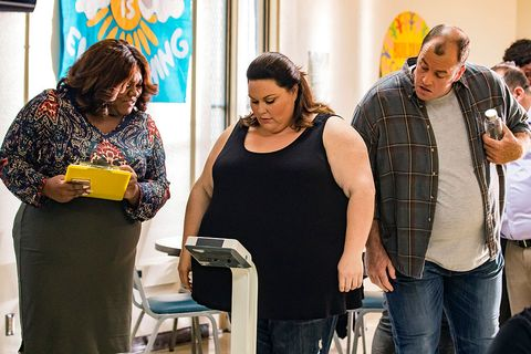 chrissy metz weight watchers