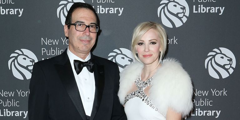 Louise Linton Wedding Jewelry Louise Linton And Steven