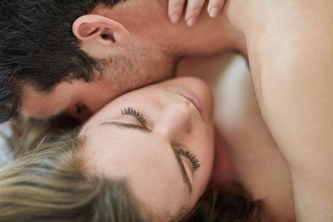 性愛敏感帶頸部後方