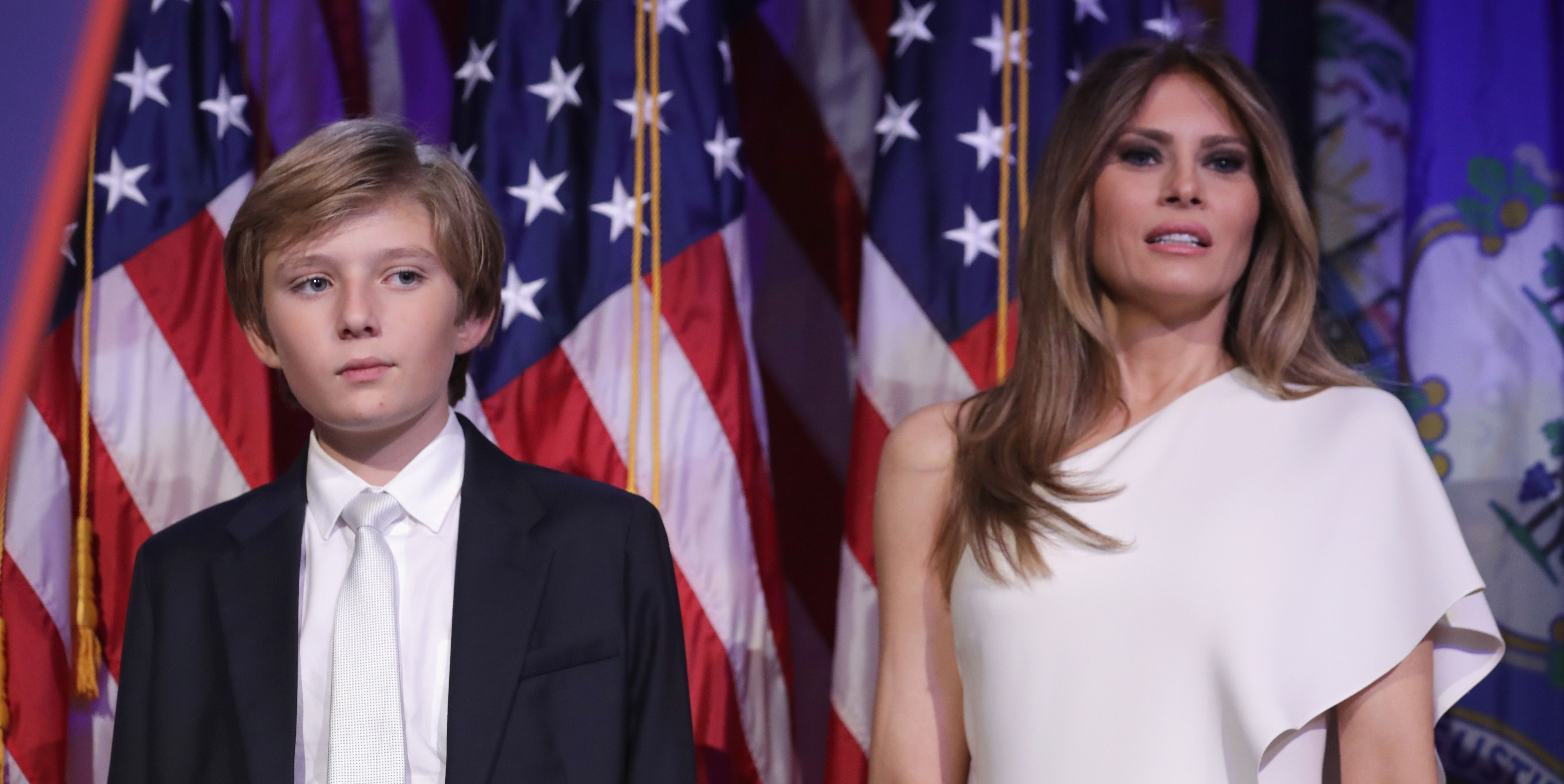 SNL Writer Suspended for Her Tweet About Barron Trump