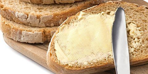 Food, Cuisine, Dish, Ingredient, Gluten, Bread, Soda bread, Sourdough, Sliced bread, Baked goods,