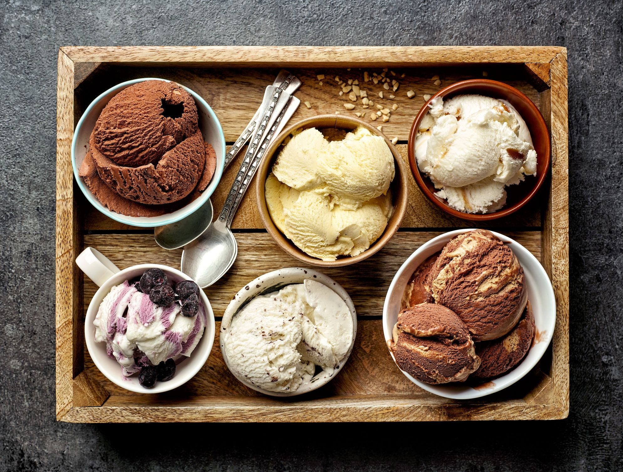 We Tried 36 Ice Creams to Pick the Best Healthy Options. You're Welcome.