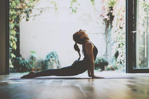 Yoga To Ease Lower Back Pain - Coronavirus