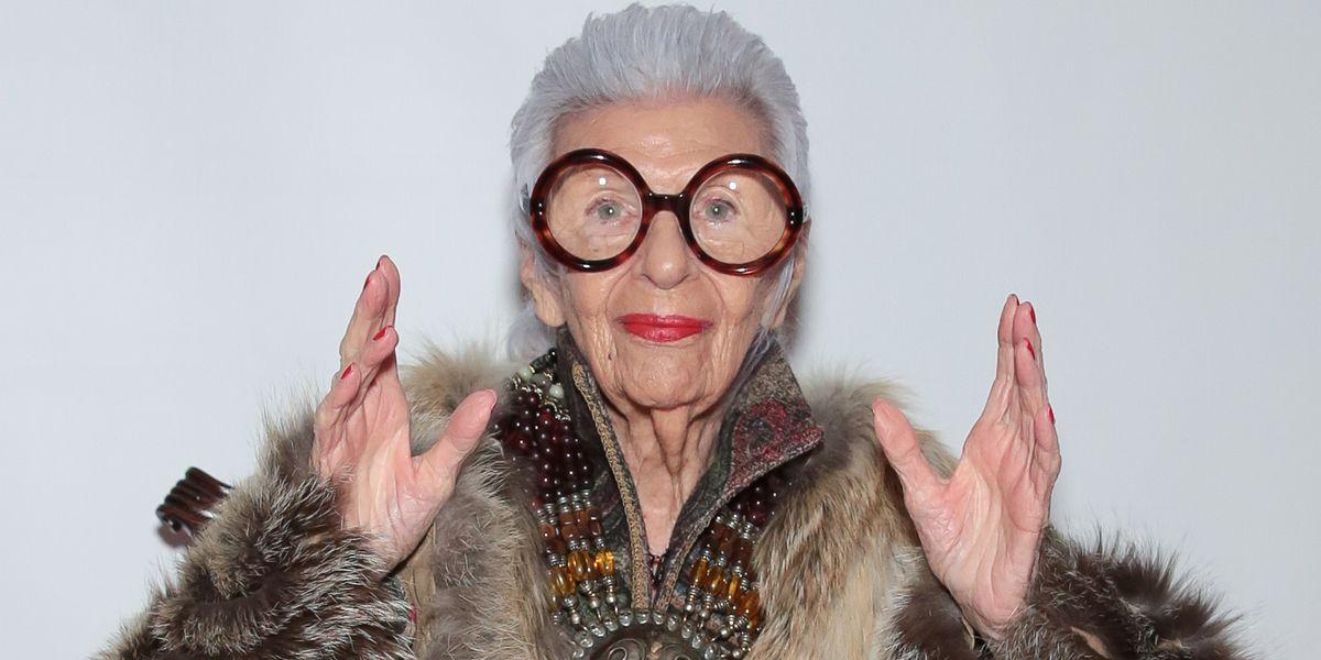 Iris Apfel Reveals How She Chooses Her Glasses
