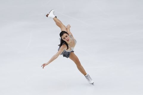 Figure skate, Figure skating, Ice skating, Skating, Athletic dance move, Jumping, Ice dancing, Sports, Recreation, Axel jump,