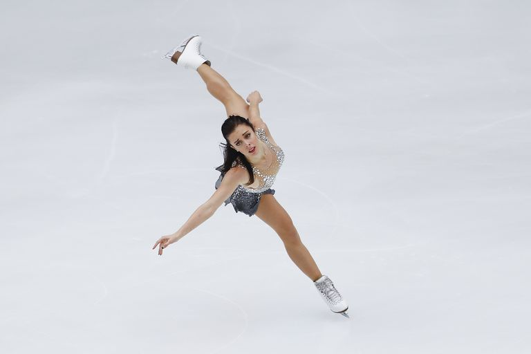 """EXCLUSIVE: Ashley Wagner Opens Up About Her """"Bittersweet"""" Life As Team USA's Figure Skating Alternate"""