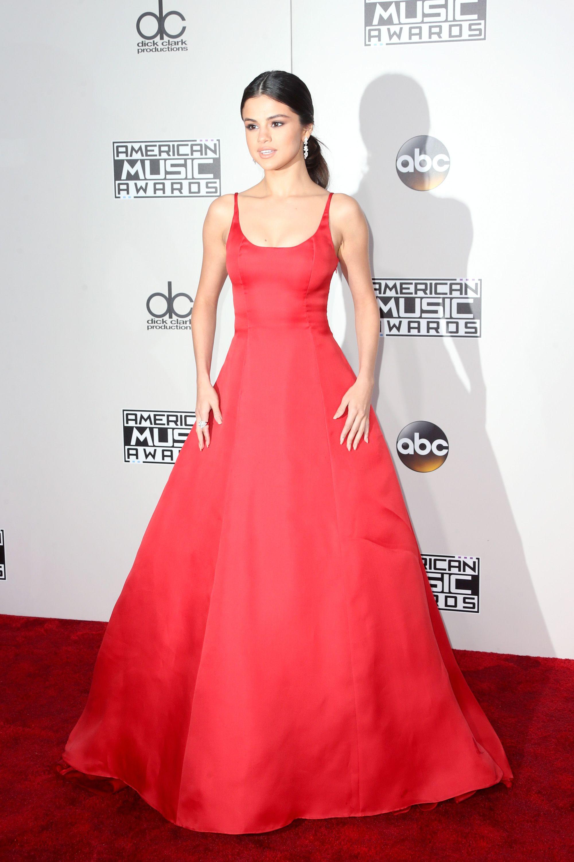 Selena Gomez Red Carpet Dresses