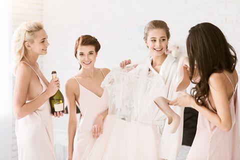 婚禮,伴娘禮服,伴娘團,伴娘穿搭