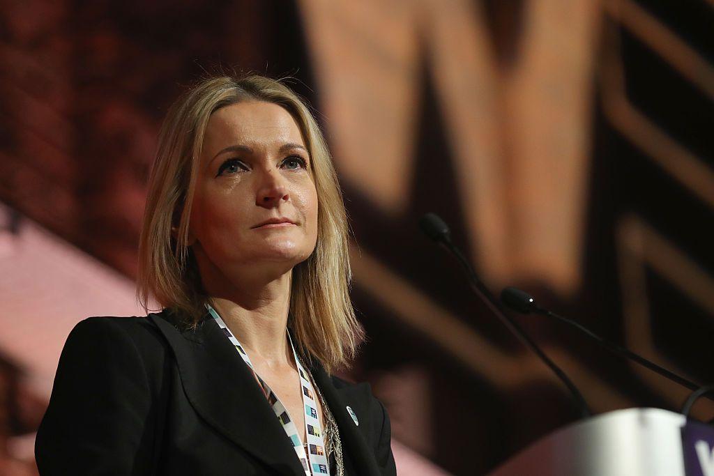 Sophie Walker: 'Leadership means stepping aside too'