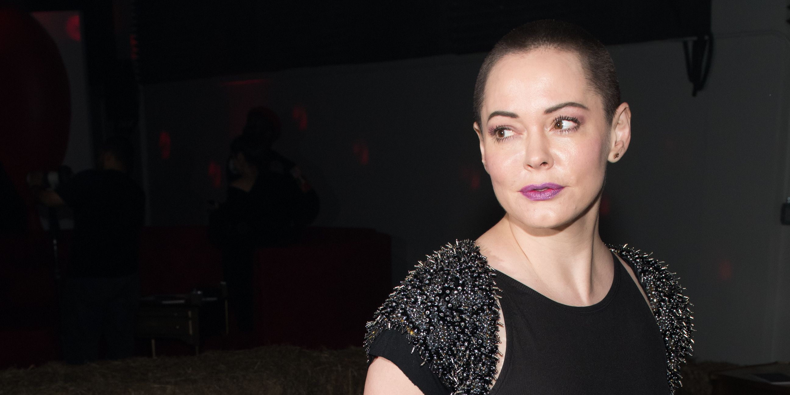 Rose McGowan Has Been Suspended From Twitter