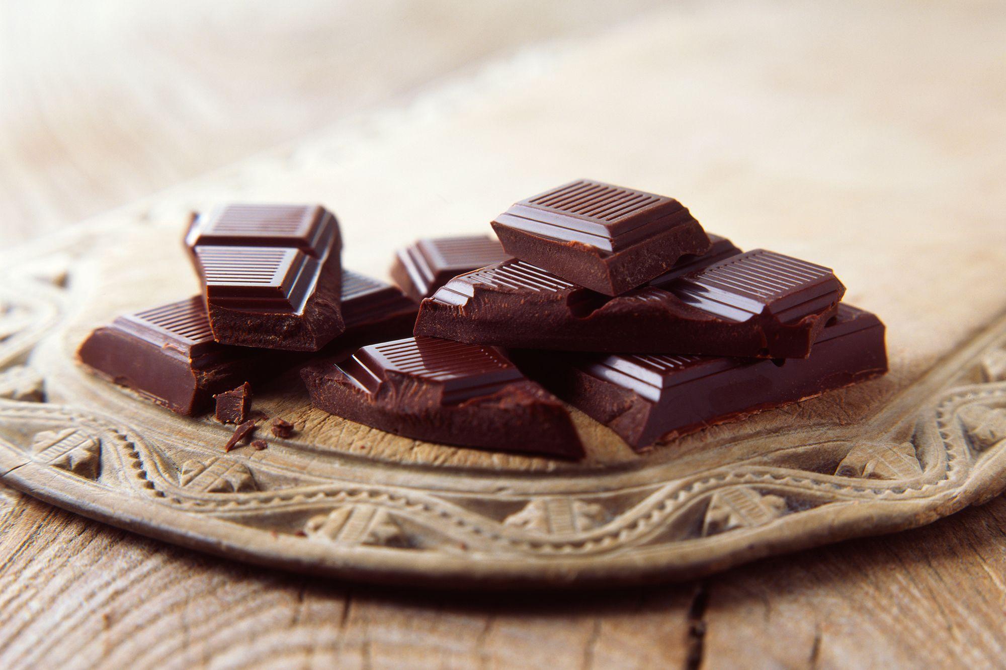 propiedades medicinales chocolate negro