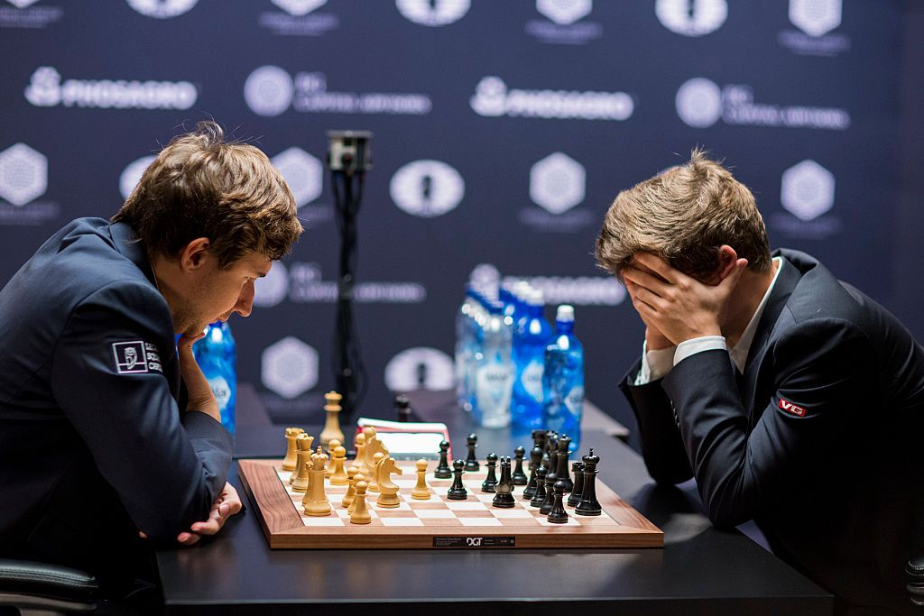 How Elite Chess Players Can Burn More Than 6,000 Calories Sitting Down