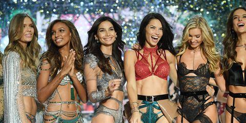 cdeae71ad5f Victoria s Secret Angels vs. Models