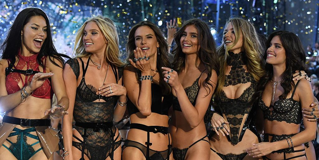 These Are the Top 5 Most Influential Victoria's Secret Angels
