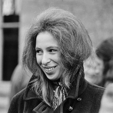 Princess Anne's Life in Photos