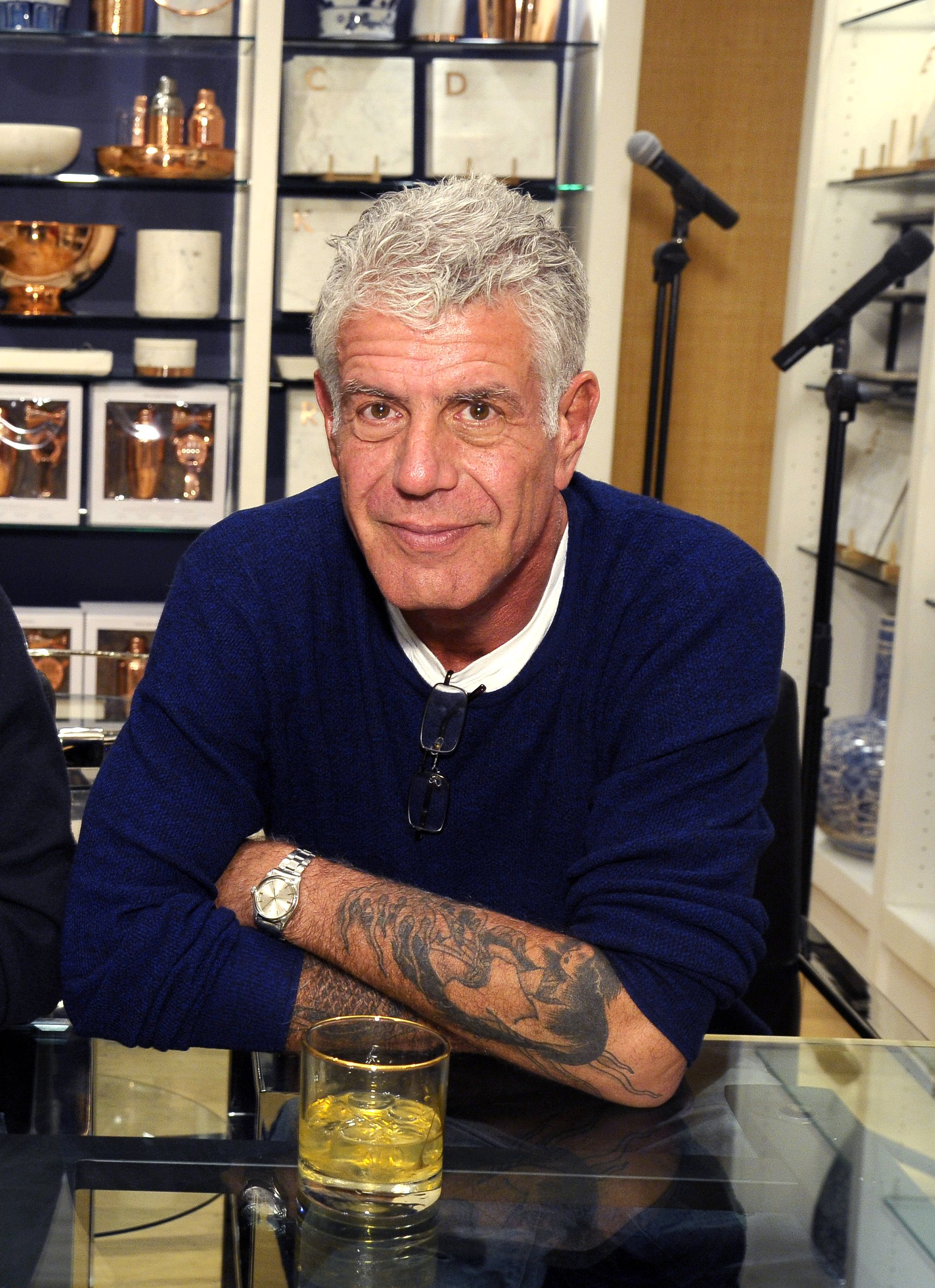Anthony Bourdain Wrote a Travel Book—With a Little Help from His Friends—To Be Released in October