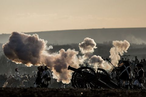 napoleon war scene