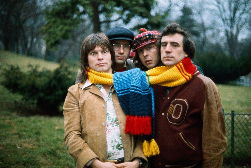 Terry Jones e la musica geniale dei Monty Python