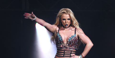 Britney Spears' Piece of Me Tour is coming to the UK