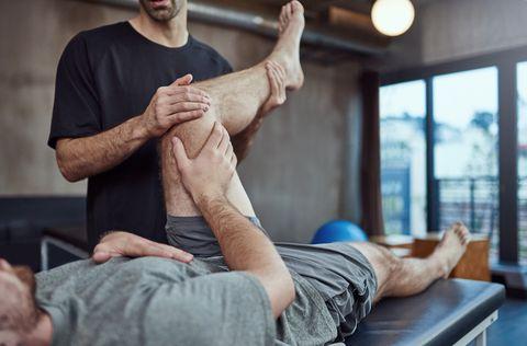 lesiones más comunes gimnasio
