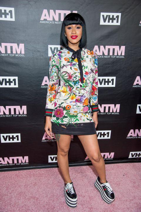"VH1's ""America's Next Top Model"" Premiere"