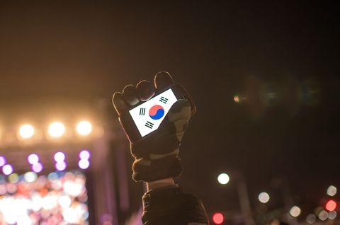 south korean smartphone