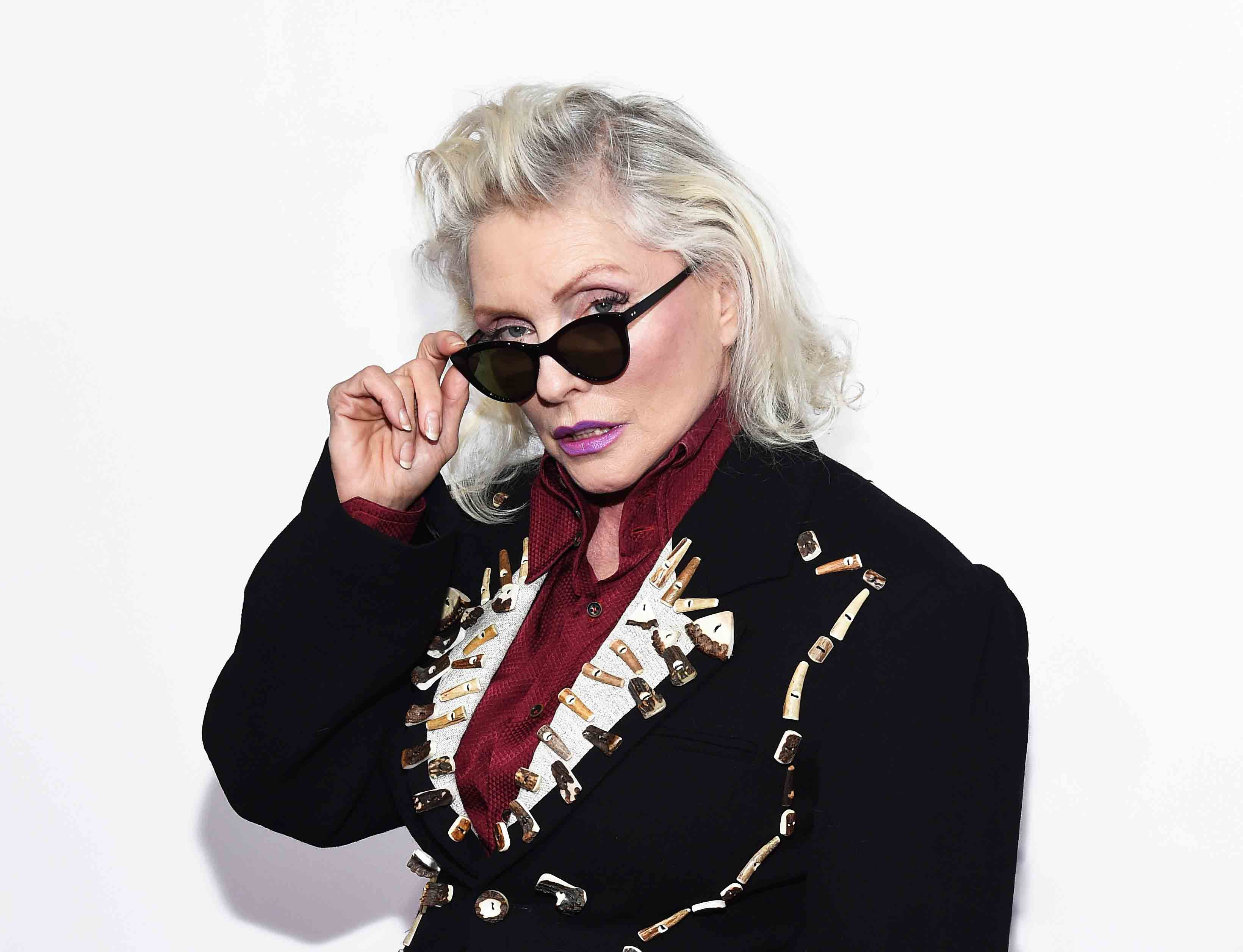Debbie Harry Thinks Oprah Should Be President