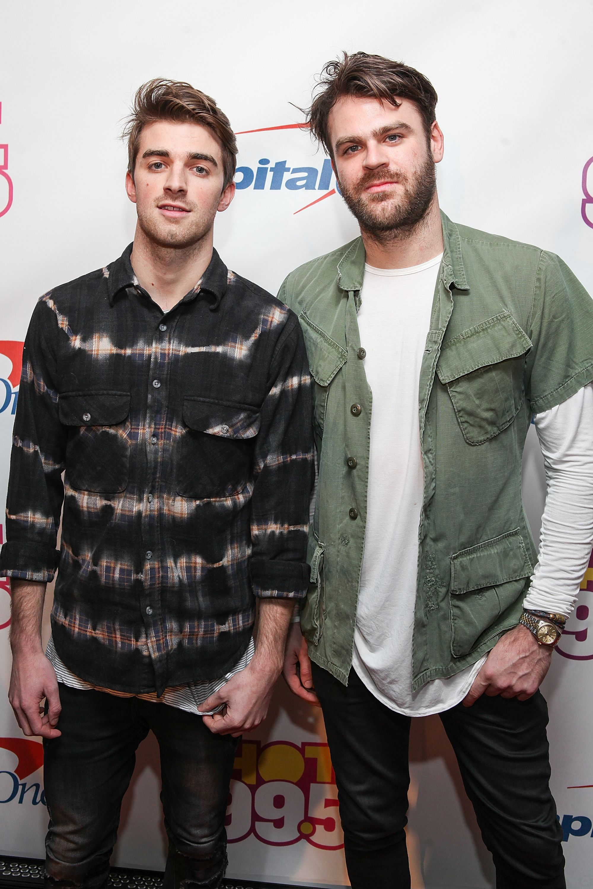 chainsmokers the