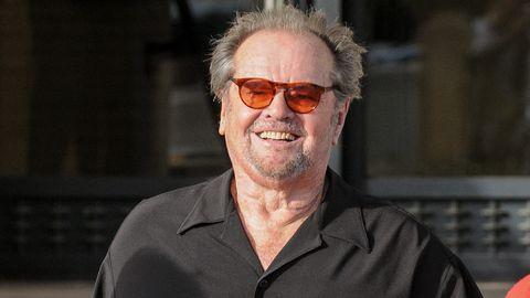 Jack Nicholson en Los Ángeles