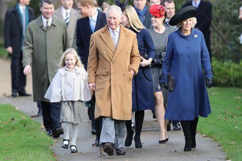 英國皇室生力軍成型!包括夏綠蒂公主和喬治王子,認識英國女王的8位可愛曾孫
