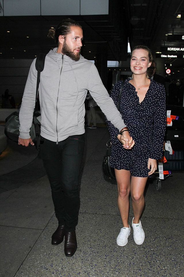 Margot Robbie And Tom Ackerley: Every Rare Picture Of The Couple