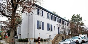 Trump Kushner House Kalorama