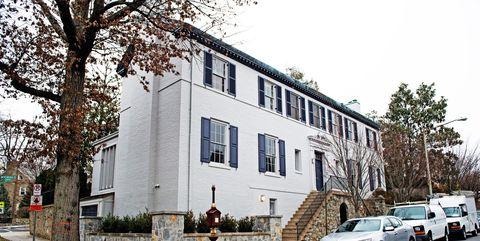 Trump Kushner House Kalorama