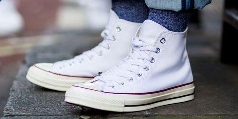 Shoe, Footwear, White, Sneakers, Outdoor shoe, Plimsoll shoe, Athletic shoe, Boot, Walking shoe, Carmine,